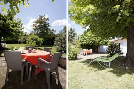 Cottage 2/4p-St Rémy-Avignon-Arles - Saint-Étienne-du-Grès