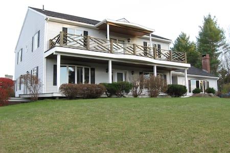 Sunrise Hill Vermont Retreat Center - East Montpelier - Bed & Breakfast