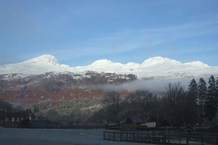 Larachbeag self catering cottage - Killin - Dom