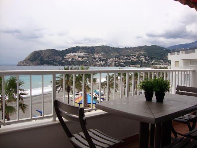 Apartamento 1ª Linea de playa - La Herradura - Apartment