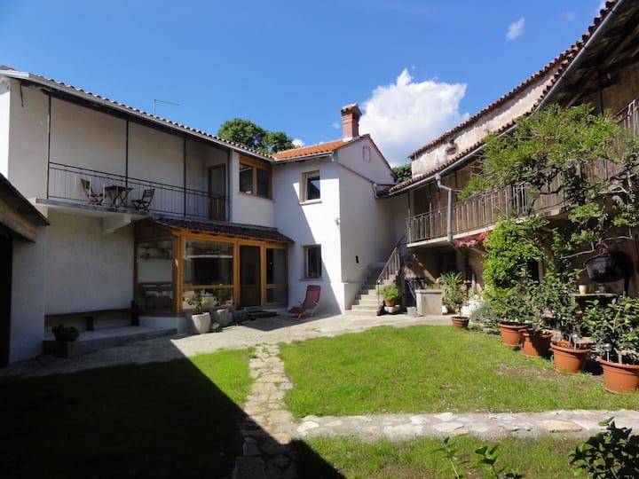 Vila Dane - genießen Karst lebendig