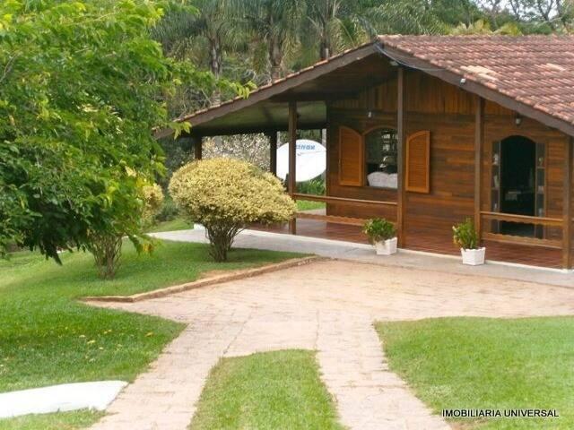 Chácara incrível a 50 minutos da Cidade de SP. - Nova Pinhal - กระท่อม