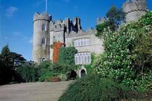 Malahide Castle..