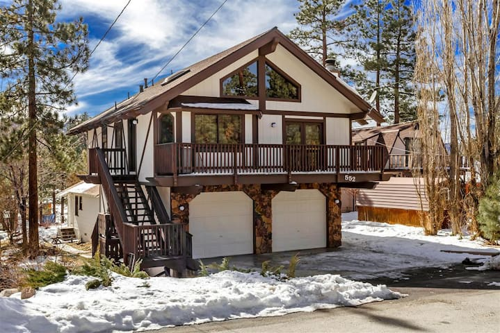 Escape to a beautiful Chalet Home