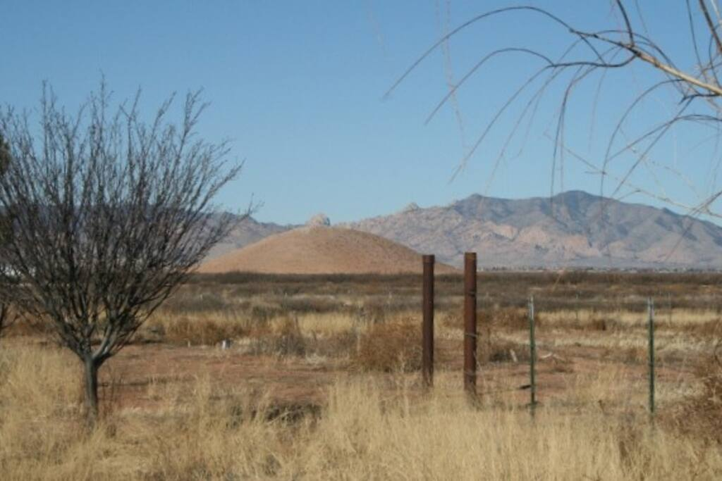 Start your morning off with this view from Hummingbird Ranch....