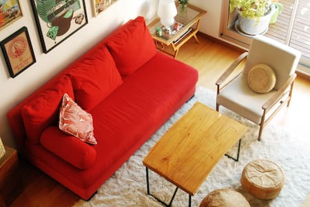 Enjoy your home in PalermoHollywood - Buenos Aires - Apartamento