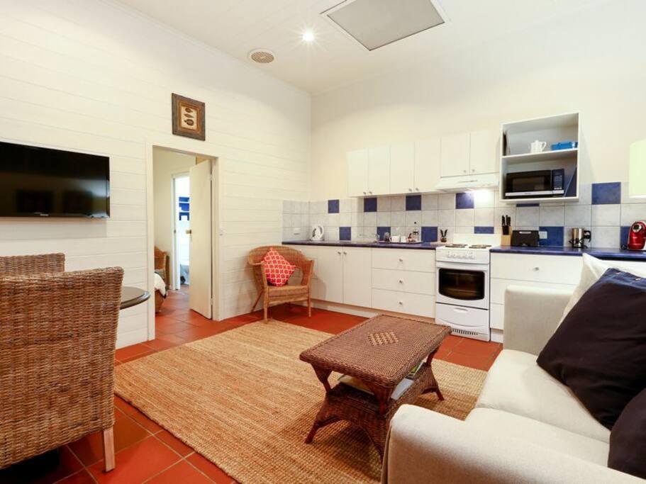 Lounge / Kitchen / Meals