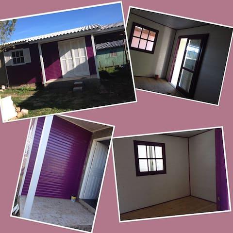 Casa Alternativa em Cambará do Sul -RS
