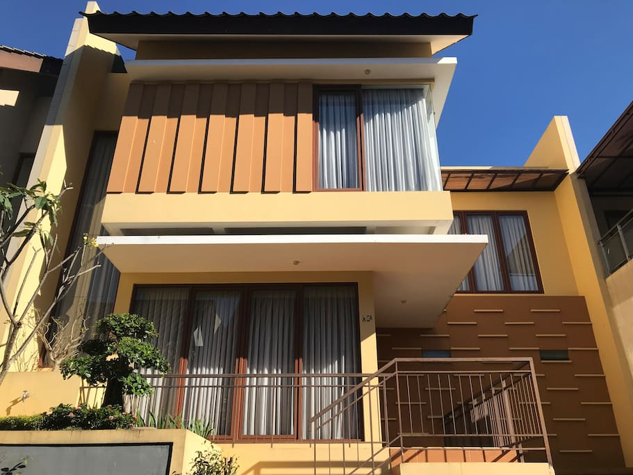 3BR family and non-smoking homestay