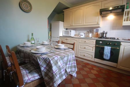 Setrah Cottage; cosy 18th century stone cottage with original features and open fire - Bothel - Dom