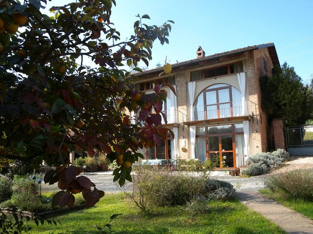 Charming B&B between Asti and Turin - Moncucco Torinese
