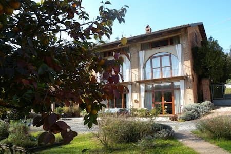 Charming B&B between Asti and Turin - Moncucco Torinese - Bed & Breakfast