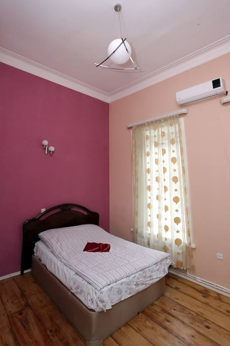 Another bedroom with additional airconditioning
