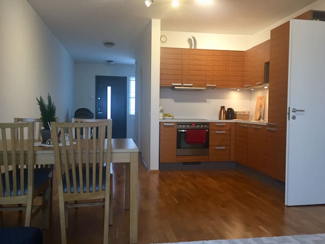 Cozy & spacious apartment near Tallinn city centre
