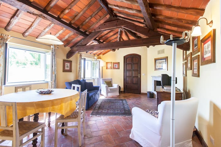 CHARMING HOUSE WITH POOL IN MONFERR - San Salvatore Monferrato - Rumah