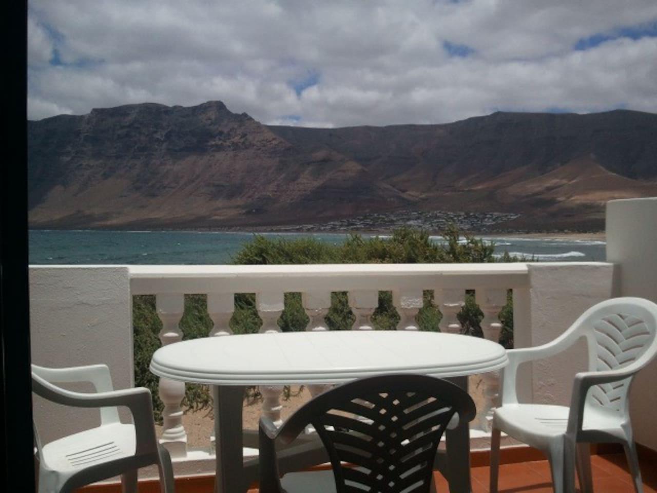 Villa MADAGASCAR for 6p in Famara