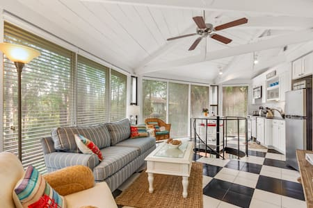 Seen on HGTV: Le Beau Marais Sea Loft in Sea Pines