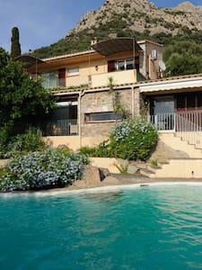 Villa Les Amandiers,350m²,10people - Lumio