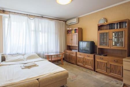 Cozy 1-room flat Octyabrskaya metro