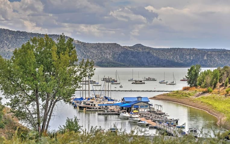 2BR Navajo Lake Cabin w/Lake Views! - Pagosa Springs