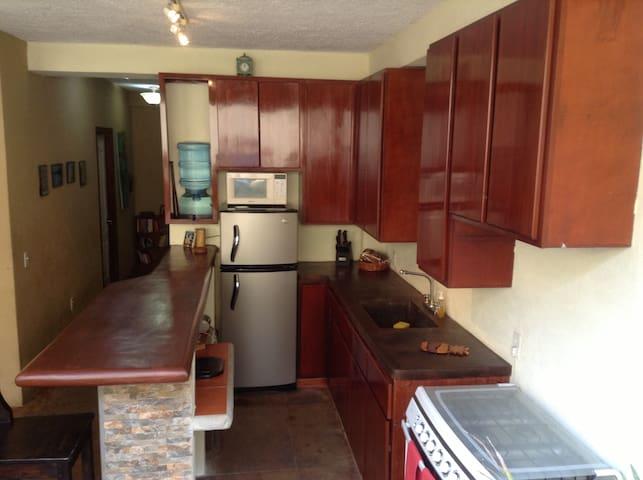 La Terraza Cozy Garden Apartment - San Juan del Sur - Leilighet