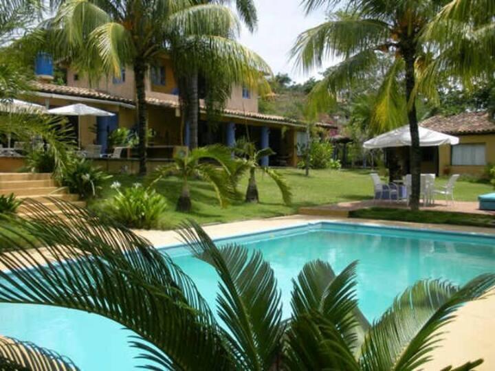 Hermosa Villa Aquamarine  en Morrocoy, Venezuela