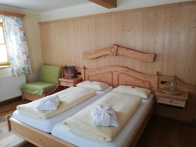 Familienzimmer B&B Binderschuster Salzburger Land