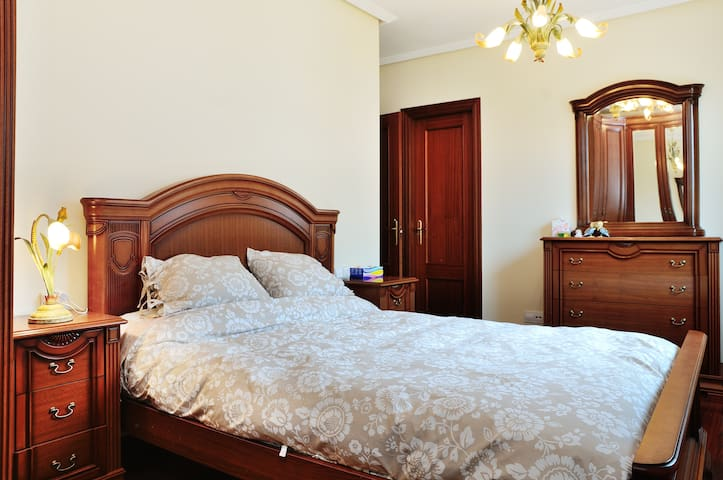 Whole APART 10min cen BILBAO by car - Gueñes - Apartment