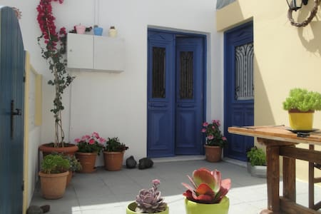 Calderimi Traditional  House - Thira - House