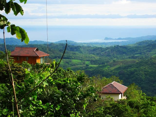 Magic Ocean Views & Adventure Finca & Waterfall
