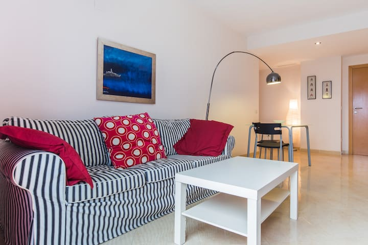 Attic with amazing views - Canet d'en Berenguer - Appartement en résidence