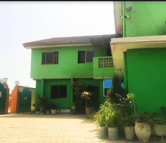 The Ivy Hotel at Santa Maria - Accra
