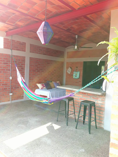Casa Zapata, confortable y céntrica