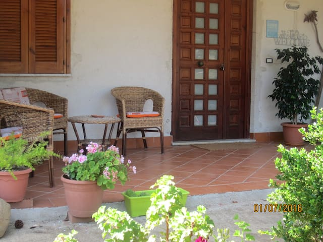 Casa Nirvana Italy - a warm welcome - Santa Maria di Castellabate - Apartment