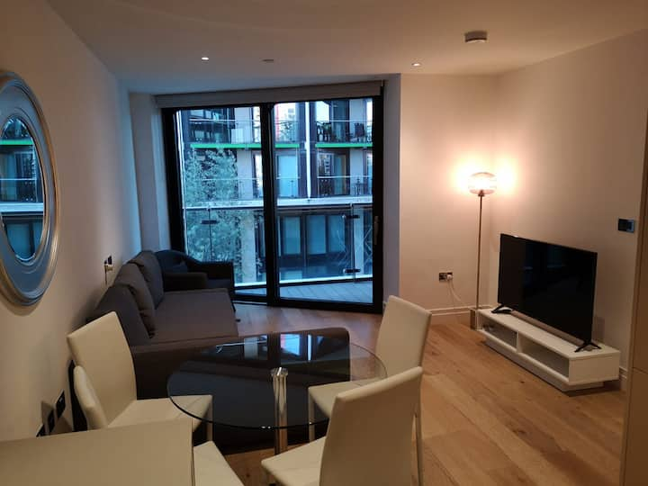 Luxury One bed Apartment in the heart of London