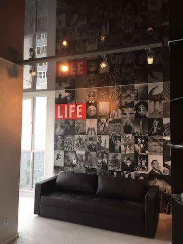 Прекрасная, новая студия 54м - Владивосток - Apartment