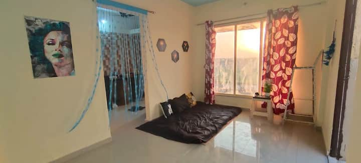 Spacious Flat with Terrace & Beautiful Nature View