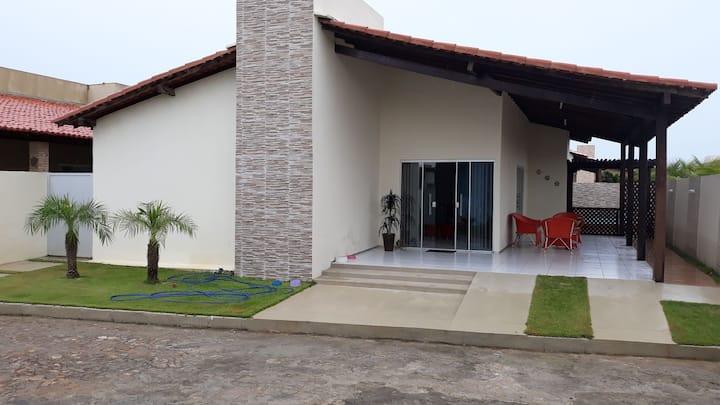 Casa de Praia em Luís Corréia- Paraíso no litoral