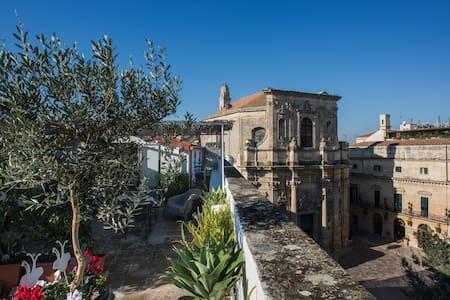 Attico 14 - indipendent Suite sui tetti di Lecce - Lecce - Huoneisto