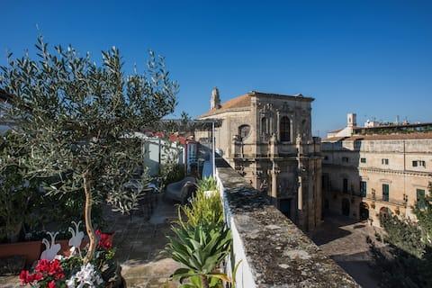 Attico 14 - indipendent Suite sui tetti di Lecce