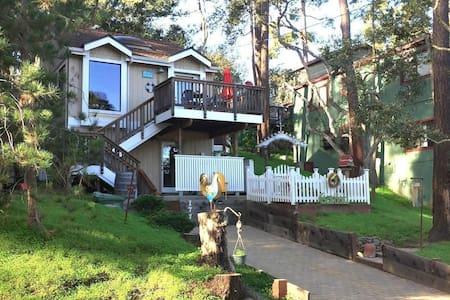 MB Cottage - Lodge Hill delight! - Cambria - Casa