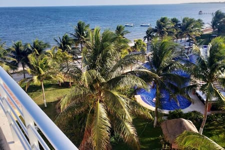 Luxury beach residence
