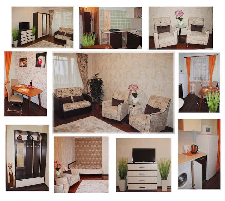 Квартира на Советской