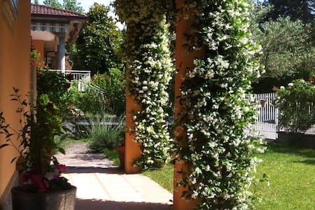B&B Spirito Libero Little and Romantic Attic - Rivanazzano Terme - Villa