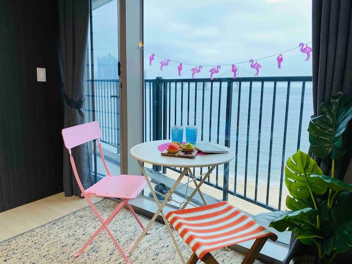 Banii House, 광안대교, 광안리해수욕장, 신규오픈, 오션뷰, 테라스