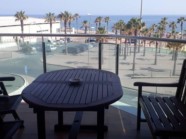 Piso frente al mar