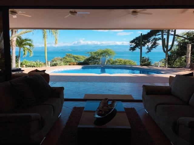 Villa Gold with Ocean View, Costa Rica - Puntarenas