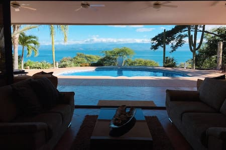 Villa Gold with Ocean View, Costa Rica - Puntarenas - Villa
