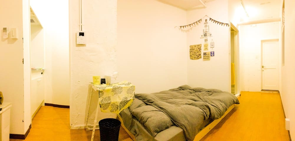 10 min from Nagoya station and near Onsen! Eng OK! - Nakagawa-ku, Nagoya-shi - Apartamento