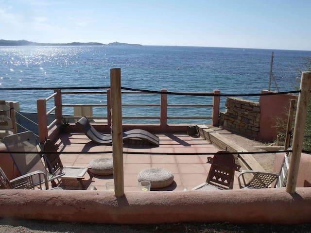 Villa en bord de mer - Six-Fours-les-Plages - Villa